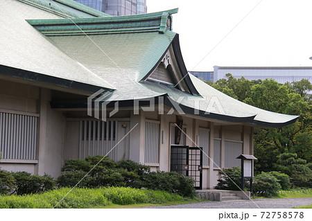 大阪城公園にある「大阪市立修道館」 72758578