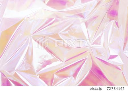 ピンクのサイケデリックな背景素材 72784165