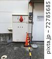 消火栓の景観 72785685