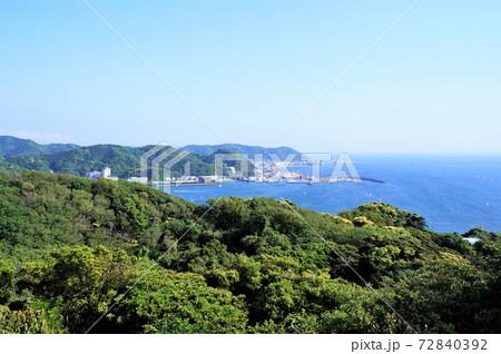 披露山公園からの眺望(葉山方面) 72840392