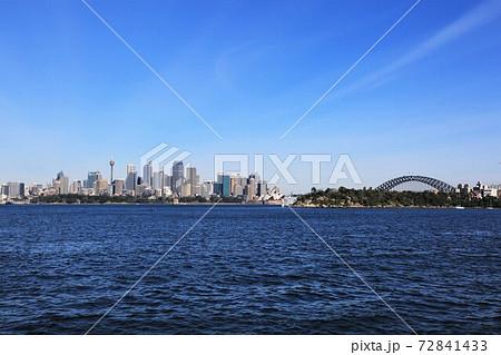 シドニー市街地風景 72841433