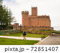 ザビエル城 スペイン 72851407