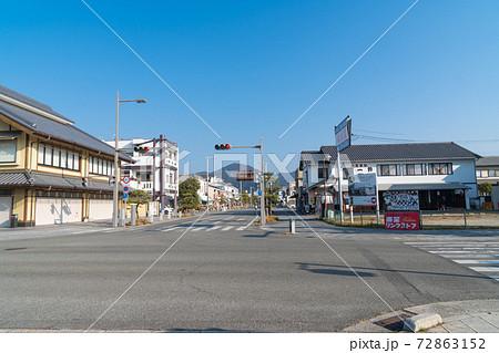 三ノ丸大手門の前の道路(赤穂城跡) 72863152