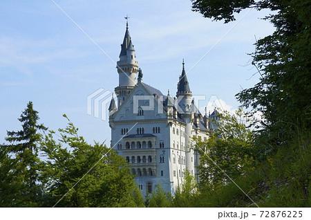 ドイツ ノイシュヴァンシュタイン城 72876225