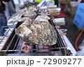牡蠣小屋 貝類 岩牡蠣 美味しい 食べ放題 味覚 オイスター 72909277
