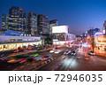 《東京都》品川駅・都市夜景 72946035