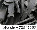おしゃれで健康的な美しい竹炭 72948065