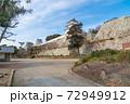 巽櫓と坤櫓(明石城跡) 72949912