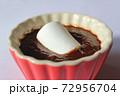 チョコレートフォンデュ マシュマロ 72956704