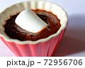 チョコレートフォンデュ マシュマロ 72956706