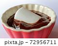 チョコレートフォンデュ マシュマロ 72956711