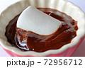 チョコレートフォンデュ マシュマロ 72956712