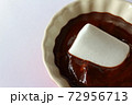 チョコレートフォンデュ マシュマロ 72956713