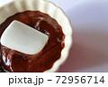 チョコレートフォンデュ マシュマロ 72956714