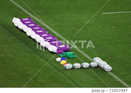 ラグビーワールドカップを始めて見学しその楽しさを知った 72957997