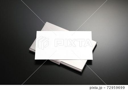名刺 ビジネスイメージ 72959699