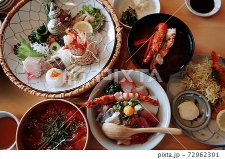 伊势海鲜龙虾 72962301