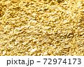 写真素材 金箔 金 金色 黄金 ゴールド 背景素材 72974173