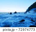 二見興玉神社の夫婦岩(三重:伊勢) 72974773
