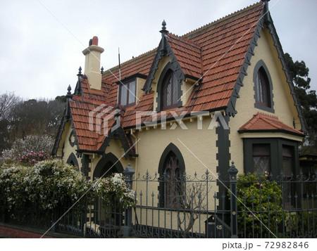 ニュージーランドのクライストチャーチの家 72982846