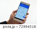 スマホでFX(外国為替証拠金取引) 72994516