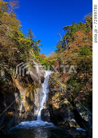 山梨_昇仙峡の仙娥滝 72999780