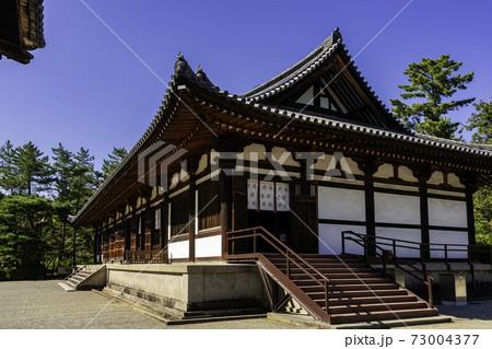 唐招提寺 講堂 奈良県奈良市 73004377