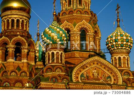 【世界遺産】ロシア・サンクトペテルブルクの血の上の救世主教会 73004886