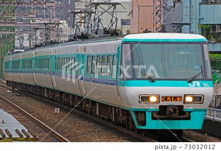JR西日本 381系特急くろしお 73032012