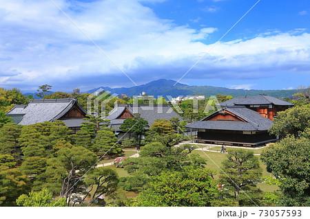 【京都府】二条城の本丸庭園 73057593