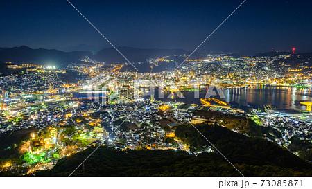 長崎の夜景(稲佐山) 73085871