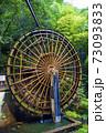 山口県美川町の大水車(2020年8月撮影) 73093833