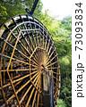 山口県美川町の大水車(2020年8月撮影) 73093834