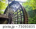 山口県美川町の大水車(2020年8月撮影) 73093835