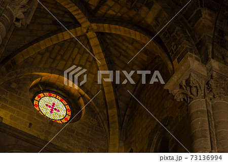 イタリア マテーラのサン・ジョヴァンニ・バッティスタ教会の内装 73136994