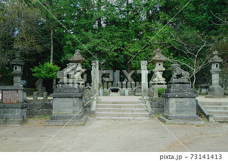 白虎隊十九士の墓/飯盛山(福島県会津若松市) 73141413