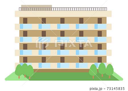老人ホーム 4階建て(線無し) 73145835
