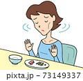 拒食症 73149337