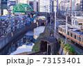 東京都千代田区御茶ノ水から見た都市景観 73153401