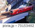 東京都千代田区御茶ノ水から見た都市景観 73153402