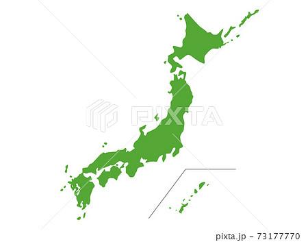 日本地図 73177770