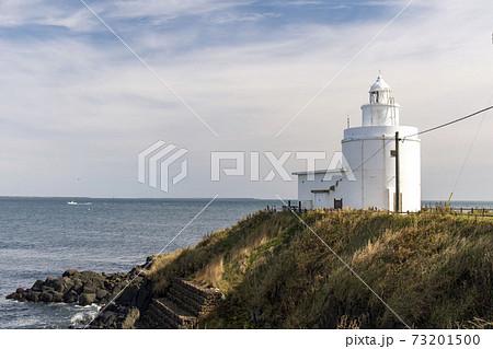 北海道の納沙布岬灯台 73201500