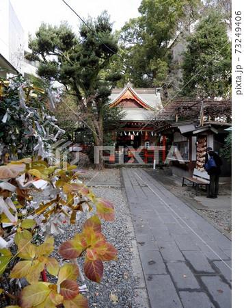 手取天満宮(菅原神社)で合格祈願 (熊本市中央区) 73249406