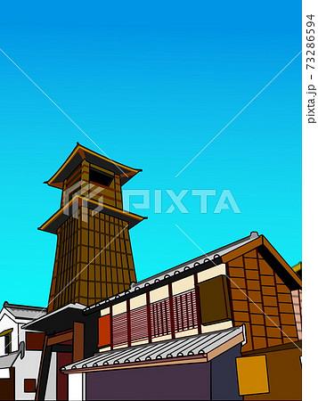 日本風景小江戸 73286594