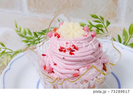 ケーキ, モンブラン, 洋菓子, スイーツ, デザート, おやつ, 甘い, 食べ物, お菓子, 苺 73289617