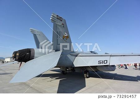 アメリカ海軍の電子攻撃機EA-18Gグラウラー 73291457