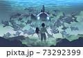the man who saved mermaid 73292399