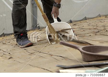 屋根葺き替え 73300667