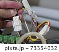 家電製品の配線01 73354632