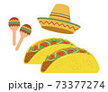 タコス メキシコ料理 73377274